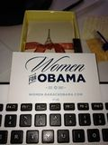 Women for Obama Sticker Smaller